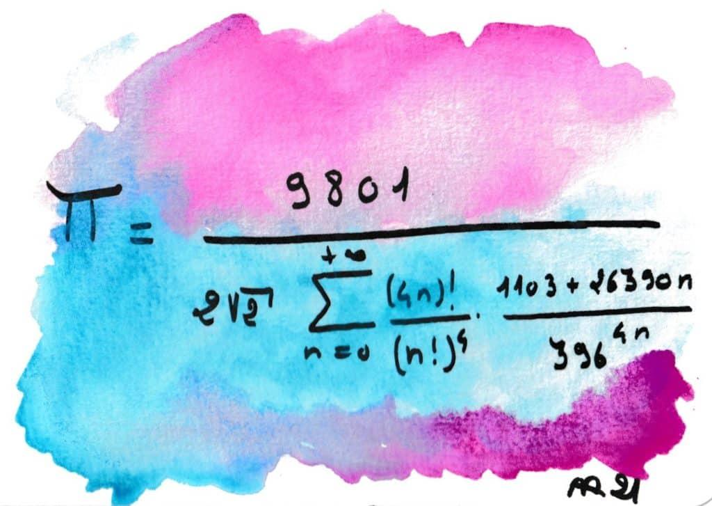 La beauté des formules de mathématiques