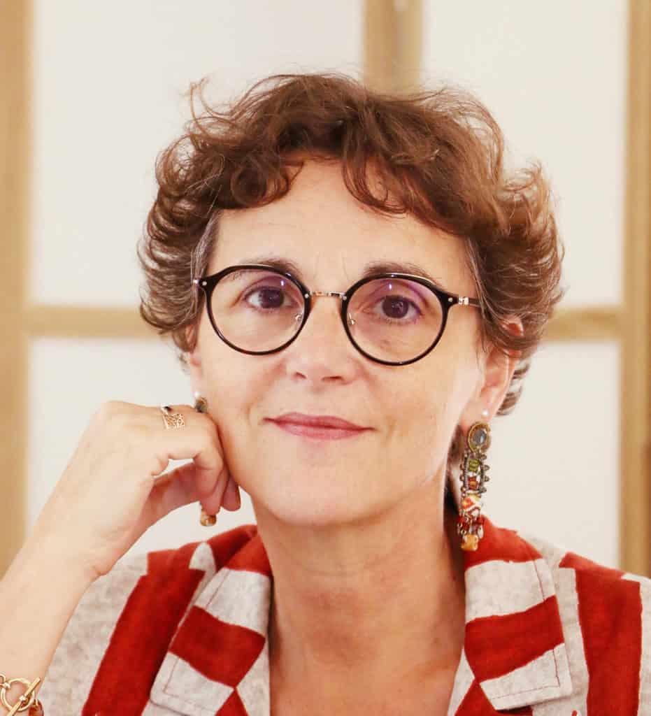Portrait Agnès Rigny 2021
